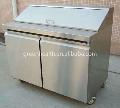 kitchen equipment for sale island table with chairs salad display refrigerator used restaurant catering