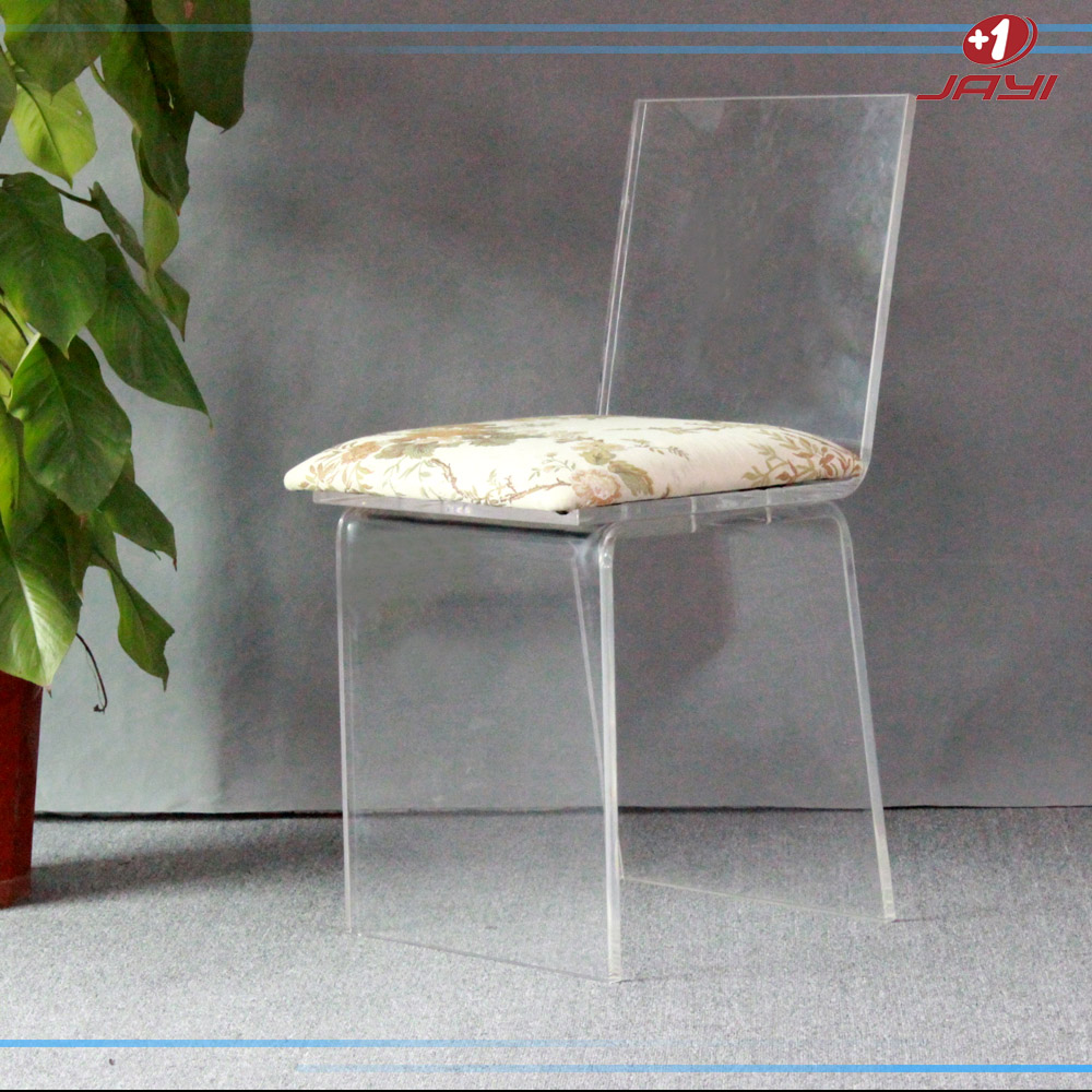 Clear Vanity Chair Jayi Acrylic Furniture Lucite Vanity Chair Clear Perspex Chair Buy Perspex Chair Clear Perspex Chair Acrylic Lucite Vanity Chair Product On