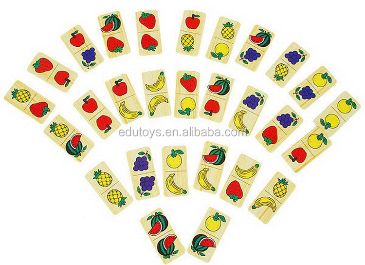 kitchen table and chair set how to decorate your wooden fruit domino game - buy domino,wooden ...