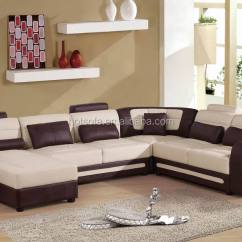 C Shaped Sofa Designs Living Room With Cream Couch Set Elegant Shape Modern Design For Home Using