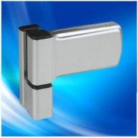 3d Commercial Aluminum Glass Door Hinge - Buy Glass Shower ...