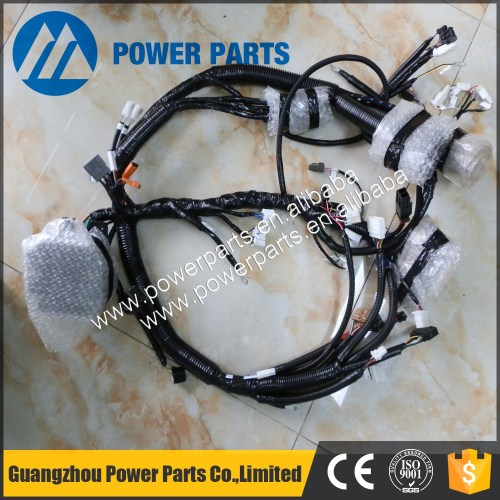 small resolution of engine parts wiring harness 4hk1 engine harness 4658146 8 98002897 7 for zx210 3