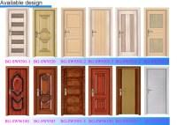 Bg-sw655d Types Interior Door Frames/steel Insert Wood ...
