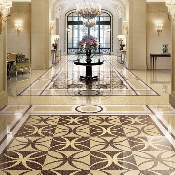 Foshan Modern House Plan Porcelanato Polished Tile 60x60