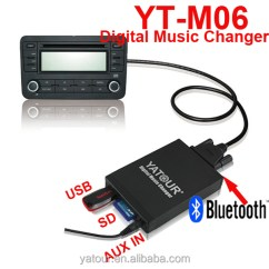 Jvc Car Stereo Wiring Diagram Color Perko Single Battery Switch Aux Mp3 Sd Card Usb Flash Adapter For / Cd Player - Buy ...