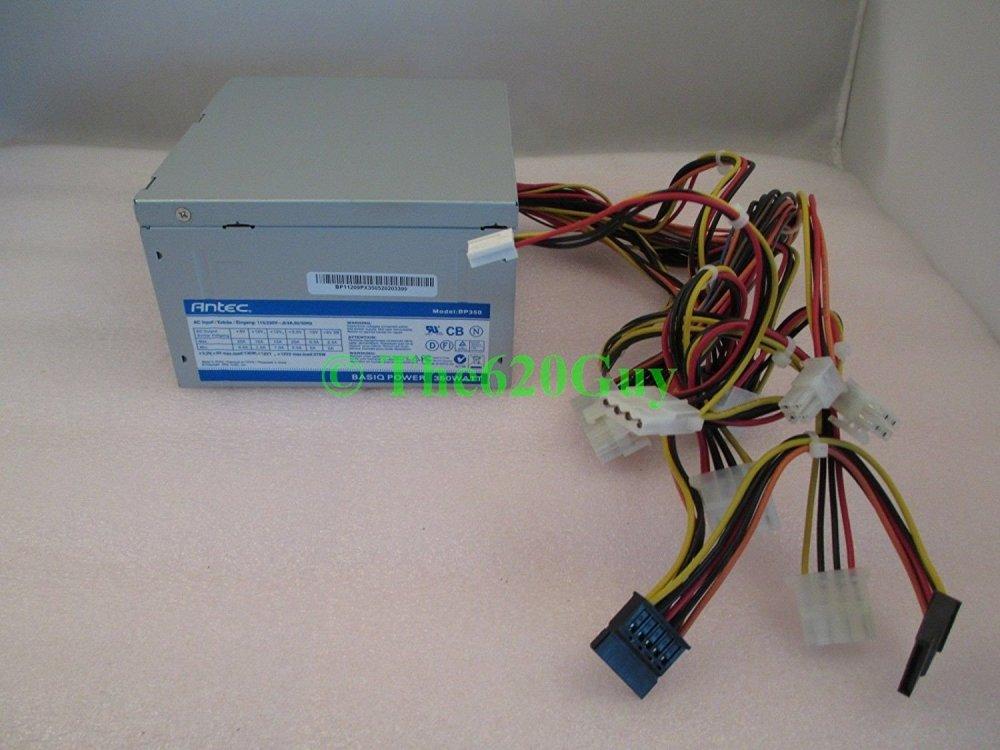 medium resolution of antec bp350 basiq power 350w 350 watt atx atx12v power supply 20 4 pin 4pin sata