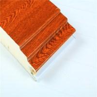 Pu Polyurethane Foam Sandwich Exterior Wall Panels - Buy ...