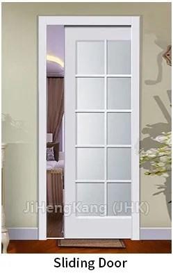 contemporary vinyl sliding patio door