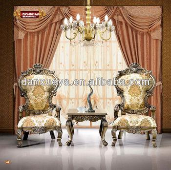 classic living room chairs rocker glider cushions furniture luxury king throne chair b01a buy
