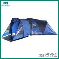 1-10 Man Waterproof Outdoor Camping Tent Pop Up Tent Large ...