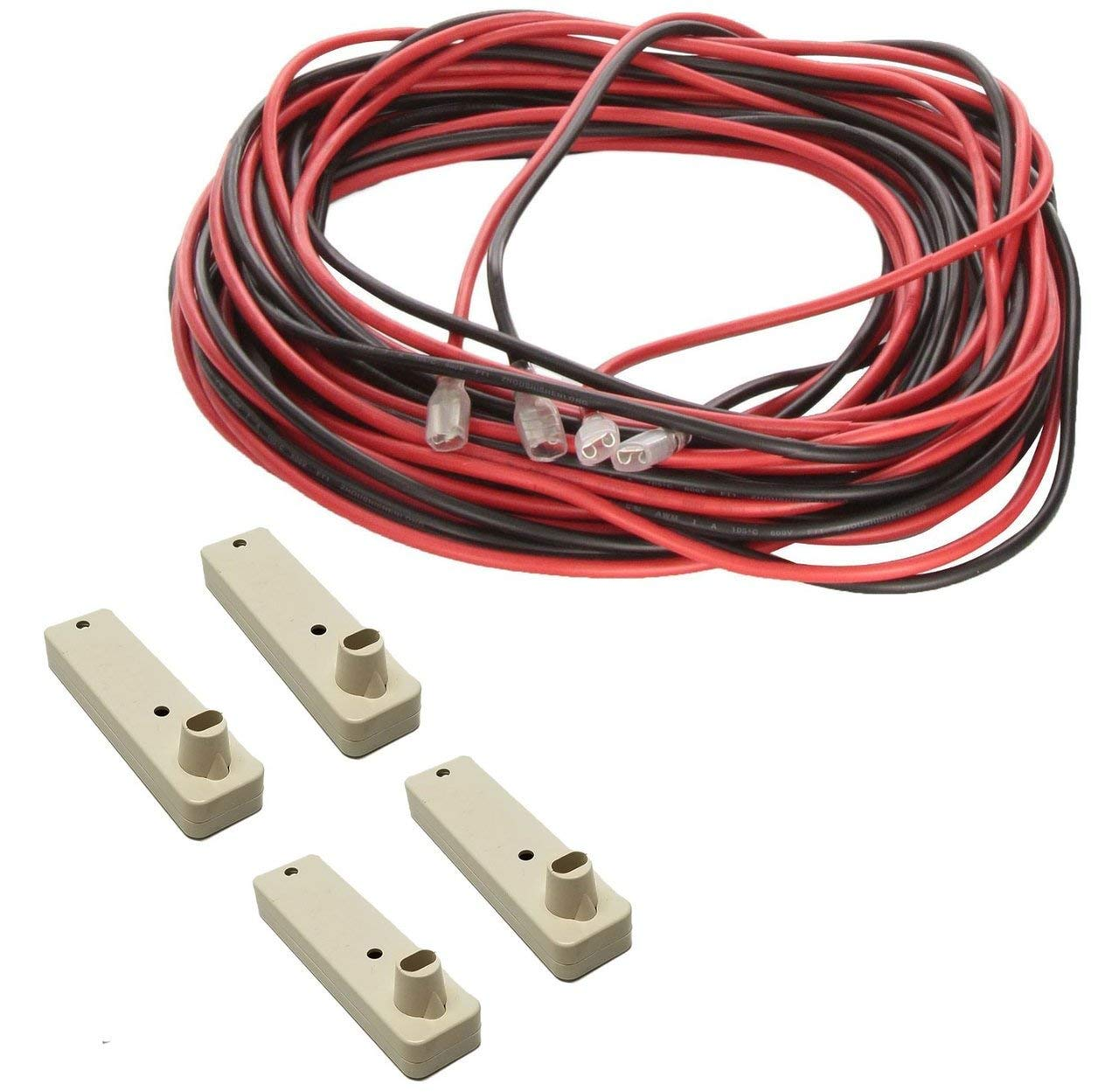 hight resolution of get quotations lippert happijac 600730 truck camper wiring kit for motor upgrade 182524