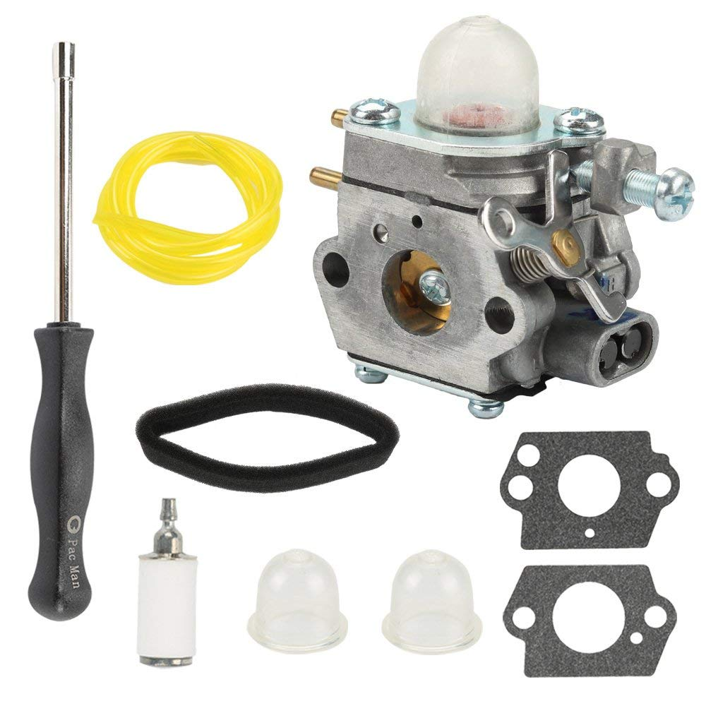 hight resolution of get quotations mckin 753 06190 wt 973 carburetor with air filter adjustment tool for troy bilt