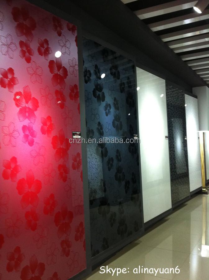 High Gloss Laminate Sheet1mm Thick Plastic SheetLow