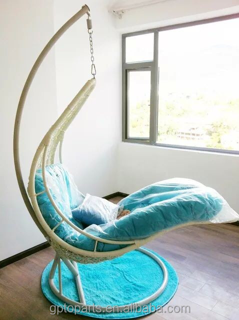 Patio Balanoires Intrieure Meubles En Rotin Swing Chaise
