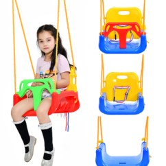 Hanging Chair For Baby Beach Accessories Swing High Plastic Outdoor Playground Seat Toddler