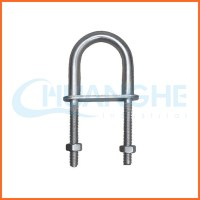 Carbon Steel Pipe Clamp U Bolt - Buy Carbon Steel Pipe ...