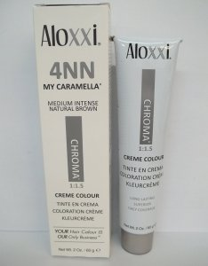 Get quotations aloxxi ammonia free permanent cream hair color chroma size fl also cheap shade chart find deals on line at rh guideibaba