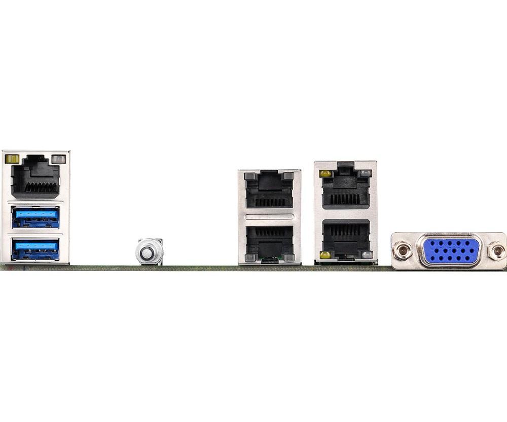 ASRock Rack Mini ITX D1541D4I-2L2T Intel Xeon D1541