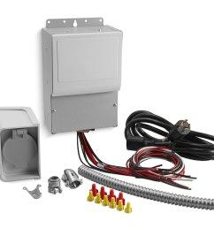 get quotations kohler 37 755 06 s 6 circuit manual transfer switch kit for portable generators [ 2560 x 1888 Pixel ]