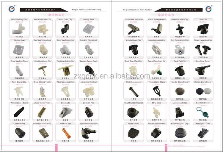 professional auto plastic clips