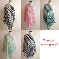 Chevron Nursing Infinity Scarf,Breastfeeding Cover Nursing ...