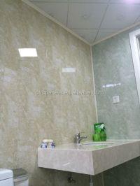 Waterproof Plastic Panels For Ceilings Marble Wall ...