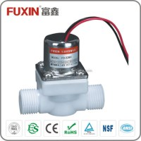 Sensor Shower Water Solenoid Valve Garden Irrigation Water ...