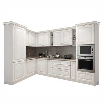 raised panel kitchen cabinets home depot wall tile new star modular wooden cabinet with built in appliances