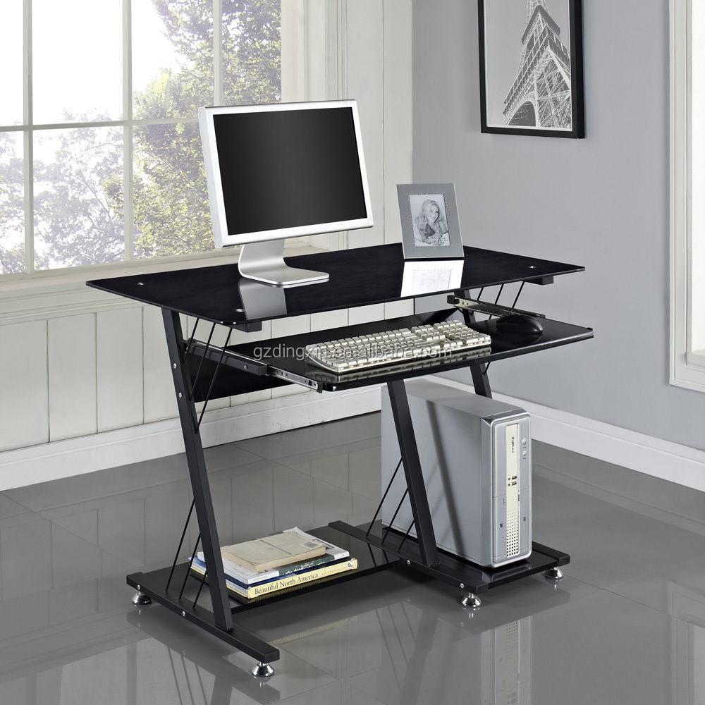 Glass Table For Computer Big Lots Computer Deskdx8812b