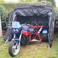 Medium Lagerschuppen Freien Garage Bike Motorrad shelter