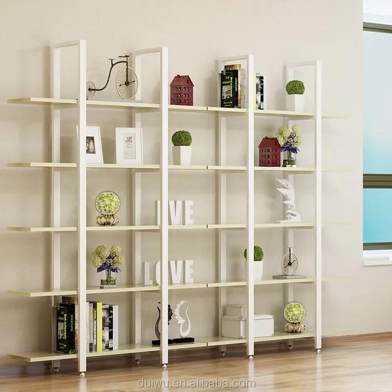 bibliotheque de salon sur mesure etagere decorative moderne en mdf prix d usine buy etagere moderne etagere en mdf etagere decorative product on