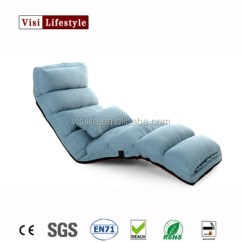 Fold Away Single Chair Bed Bedroom Revit Visi Contemporary Folding Japanese Style Foldable Sofa Living Room Furniture Multifunction Mini