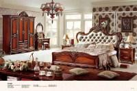 Expensive Bedroom Furniture Royal Villa Furniture Set Red ...