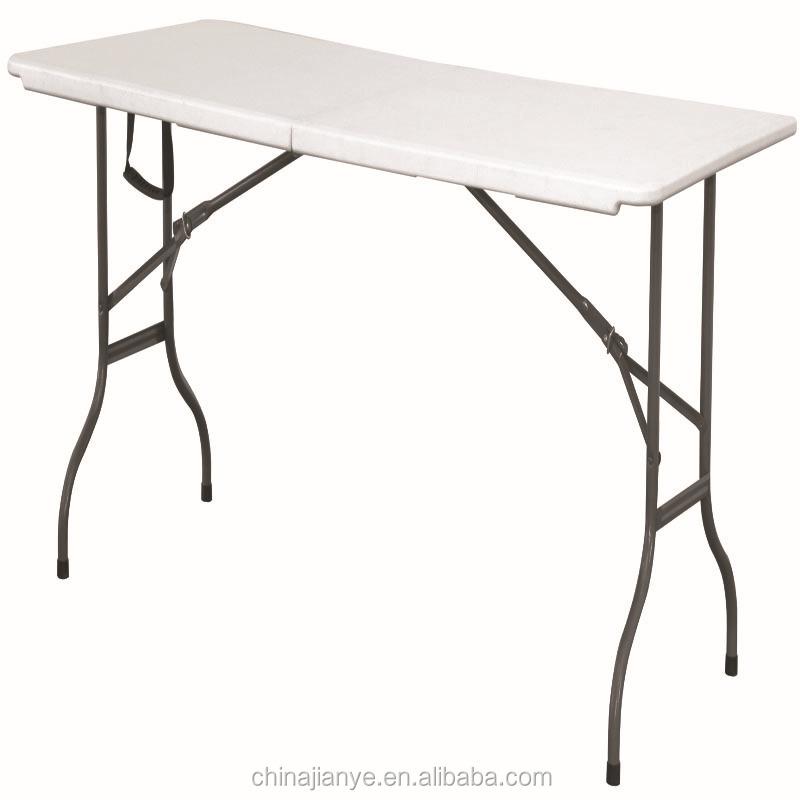 6 Ft Rectangle Small Folding Table Plastic Folding Tables