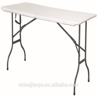 6 Ft Rectangle Small Folding Table Plastic Folding Tables ...