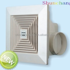 Kitchen Ceiling Exhaust Fan Narrow Cabinet For Mounted Small Bathroom 8 10 12 Model Bpt10 43 1