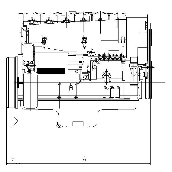 Hot Sale 30hp- 60hp(24kw-38kw ) Deutz 3 Cylinder Diesel