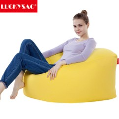 Xl Bean Bag Chairs Pottery Barn Dining Yellow Lazy Sofa Bags Chair For Adult Boy Canvas