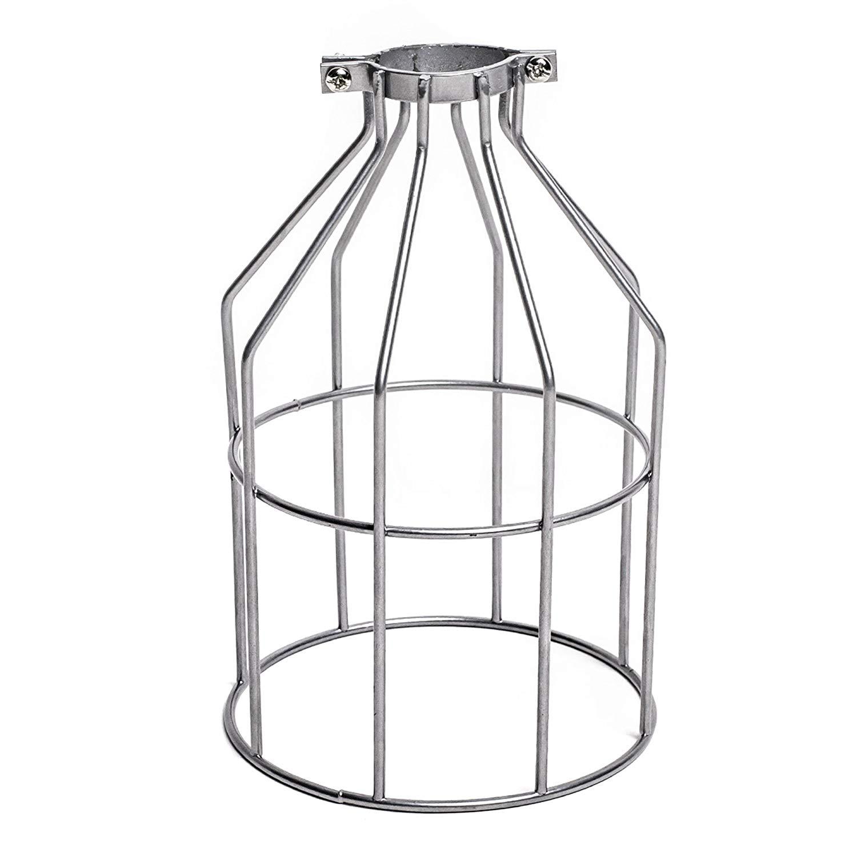 Buy Kohree Metal Bulb Guard Lamp Cage, for Pendant Light