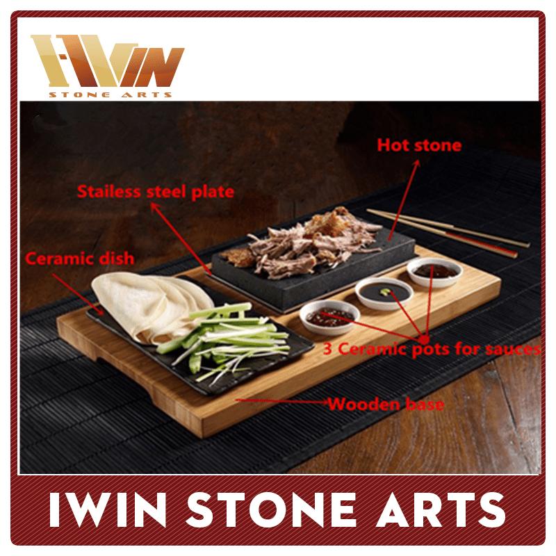 Professional Steak Stone FactoryLuxury Hotel Dinner
