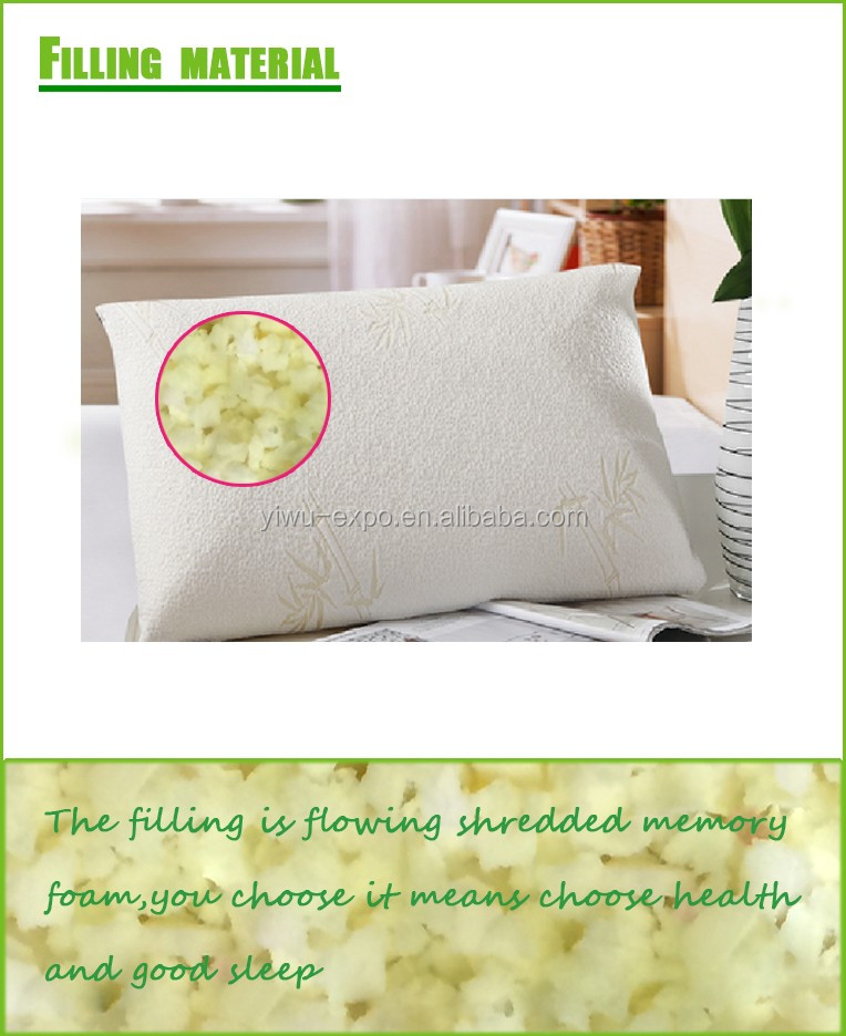 Bamboo Pillow Wholesale Miracle Bamboo Pillow Shredded