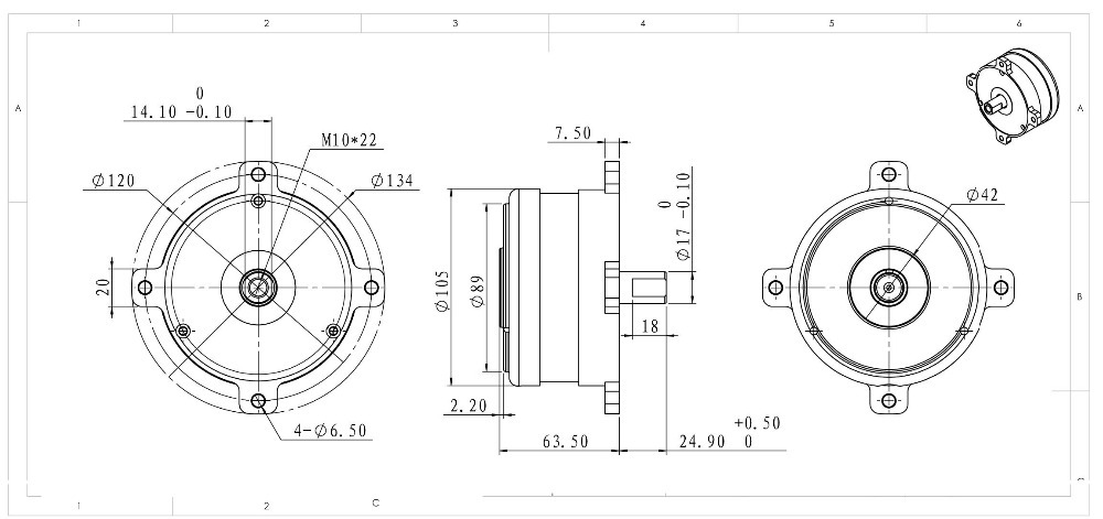 24v 500w Brushless Electric Bicycle Motor,24v Electric