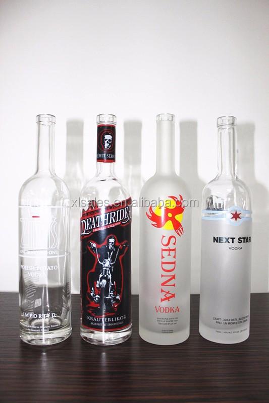 375ml Gin Bottle 750ml Clear Glass 700ml Buy Gin Bottle