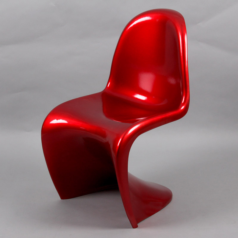 mid century modern plastic chairs posture chair for office s shape outdoor restaurant dining room