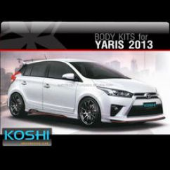Toyota Yaris Trd Kit New Corolla Altis Video Body Suppliers And Manufacturers At Alibaba Com