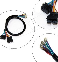 sm connector automobile application automotive wire harness custom wire harness cable assembly wire [ 1000 x 1000 Pixel ]