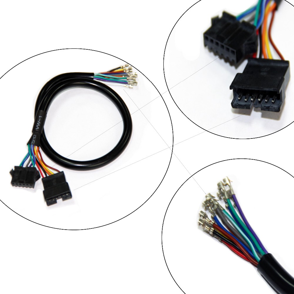 medium resolution of sm connector automobile application automotive wire harness custom wire harness cable assembly wire