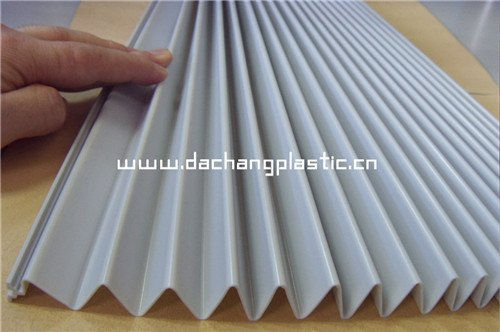 coextrusion de pvc accordeon rideau buy rideau de coextrusion en pvc rideau en pvc profil de coextrusion en pvc product on alibaba com