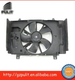 car ac condenser radiator fan for 07 11 versa slphy 2 0 radiator cooling fan motor shroud blade oem 21487ew00b [ 1000 x 1000 Pixel ]