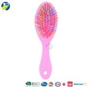 fj brand plastic cartoon hair brush